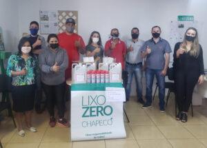 Entidade Lixo Zero Chapecó - SC
